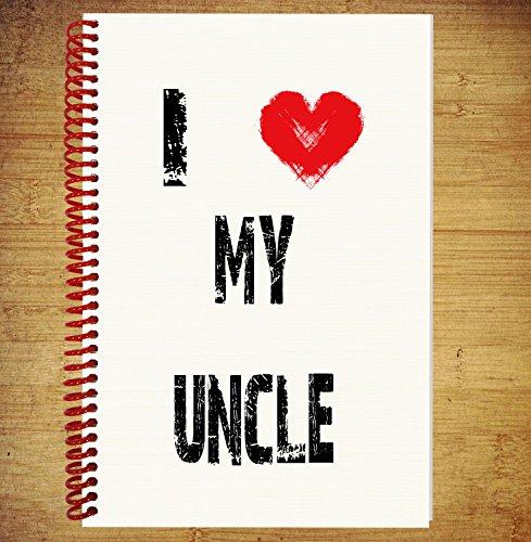 a5-notebook-zeichnen-pad-diary-gedanken-ideen-plane-i-love-my-uncle