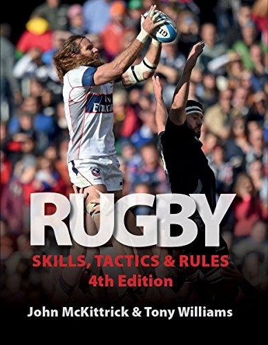 Rugby Skills, Tactics and Rules por John McKittrick