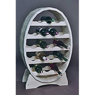 Achleitner 18 Bottle Wine Rack