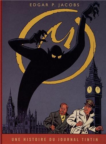 Blake & Mortimer - tome 6 - Marque Jaune (La) (version Journal Tintin) par Edgar P. Jacobs