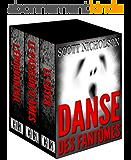 Danse des fantômes: Trois thrillers surnaturels (Danse foncé t. 2)