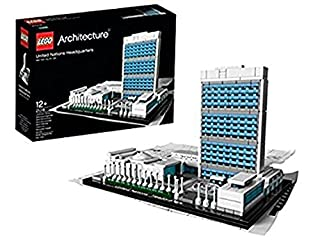 Lego Architecture 21018 - United Nations Headquarters (B00C09RQ60) | Amazon price tracker / tracking, Amazon price history charts, Amazon price watches, Amazon price drop alerts