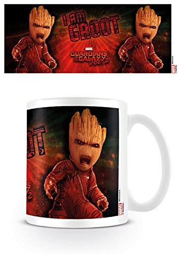 Marvel Comics Kaffeetassen, Papier, Mehrfarbig, 11 x 11 x 1.3 cm