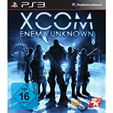 2K X-COM: Enemy Unknown, PS3 PlayStation 3 German video game - video games (PS3, PlayStation 3, Strategy / RPG, M (Mature))