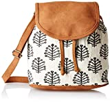 Kanvas Katha  Women's Sling Bag (Multicolor) (KKKLO011)