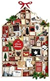 Zettelkalender - Genieß den Advent - mit 24 kreativen Rezepten und Basteleien