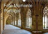 Foto Momente Portugal (Wandkalender 2018 DIN A4 quer): Lissabon, Nazare, Obidos und großen Klosteranlagen (Monatskalender, 14 Seiten ) (CALVENDO Orte) [Kalender] [Apr 01, 2017] Steen, Roger