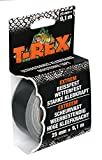 T-Rex 821-25 Bande de Tissu, 25 mm x 9,1 m, Extra Fort