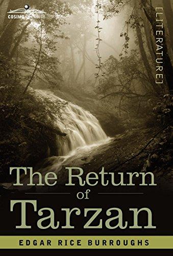 The Return of Tarzan Cover Image