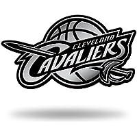 Desconocido NBA Moldeado Auto Emblema, Plata