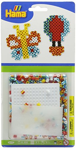 Hama Butterfly Striped Bead Kit (Small)