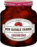 Den Gamle Fabrik - Fruchtaufstrich Erdbeere - 380g