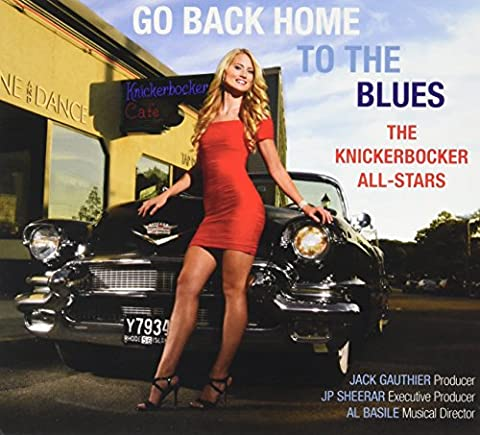 Go Back Home to the Blues [Import