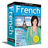 Image de Instant Immersion French, Level 1-2 & 3: Family Edition