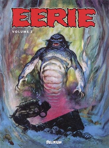 Anthologie Eerie, Tome 2 :