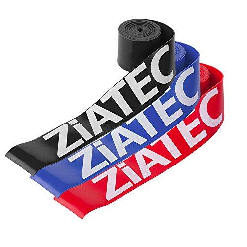 Ziatec [3 er Set] Flossing Kompressionsbandage, Flossing Voodoo Band, Floss Band (3 x mix)