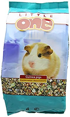 Little One Food for Guinea Pigs, 900 g by Mealberry GmbH