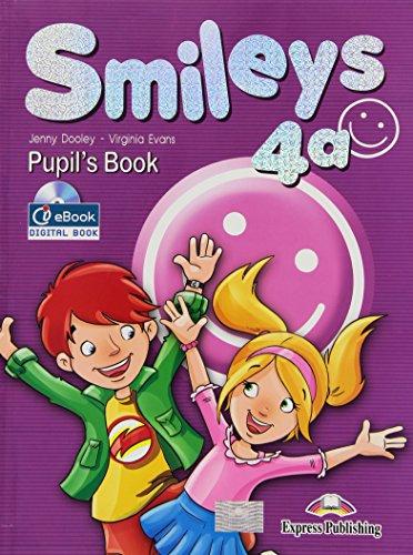 Smileys. Per la Scuola elementare. Con e-book. Con espansione online: 4