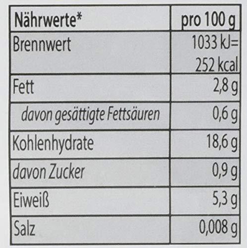 Avitale Ganze Flohsamenschalen aus Indien, 99% Reinheit, reich an Ballaststoffen, Bio-Ware – Geprüfte Qualität aus Indien – Verpackt in Deutschland, 1er Pack (1 x 500 g)