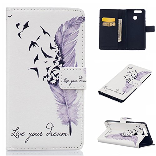 huawei-p9-casexf-fly-pu-leather-wallet-case-for-huawei-p9-52-inches-beautiful-painted-pattern-flip-c