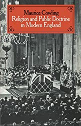 Religion and Public Doctrine in Modern England: v. 1 (Cambridge Studies in the History and Theory of Politics)