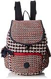 Kipling Damen City Pack S Rucksack, Mehrfarbig (Shapemix Bl), 27x33.5x19 cm