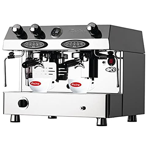 Heavy Duty Dual Fuel Classic Coffee Machine Automatic Commercial Kitchen Restaurant Cafe Chef School