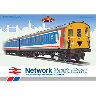 Bachmann Capital Commuter Limited Edition 30-430 Track, Train & Station OO Gauge