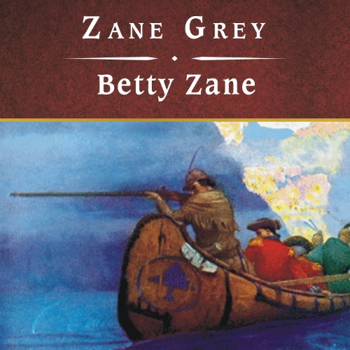 Betty Zane  Audiolibri