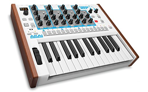 Akai TimbreWolf – 4-stimmig polyphoner Synthy