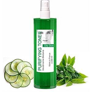 STRUCCANTI VISO - LOZIONE Tonico astringente purificante con Té Verde 200 ml