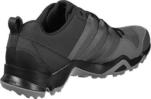 adidas Herren Terrex AX2R Trekking-& Wanderhalbschuhe, Grau (Carbon/Gricua/Limsol 000), 48 EU (Kunststoff Schuh Boxen)