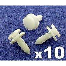 10x Interior Trim Panel Clips- Interior Pillar Trim Fastener Clips