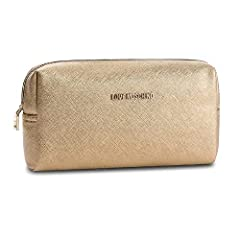 Idea Regalo - Love Moschino BUSTINA PU ORO JC5390PP06LQ0901