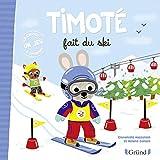 Timoté fait du ski...