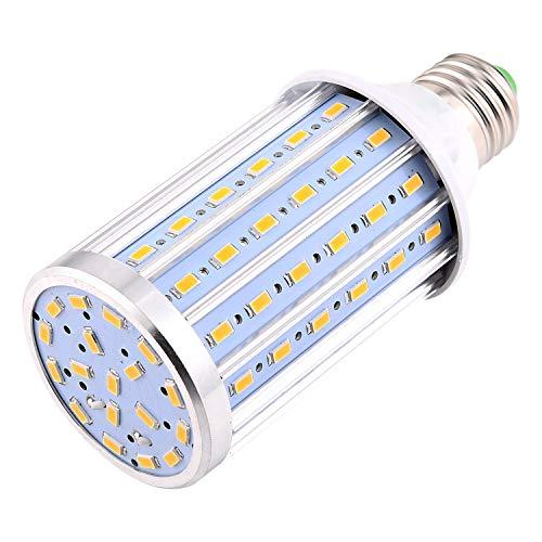 E27 / E26 LED Birne Maisbirne 20W Äquivalent Ersatz 200W Halogen Lampe AC 85-265V 90LED 5730SMD Aluminium LED Licht for Post Beleuchtung Garage Lager Veranda Hinterhof Garten usw. led-taschenlampe