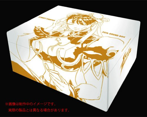 Street Fighter 25th Sound Box Arc Music Box
