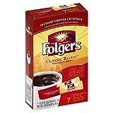 Folgers Classic Braten Instant Kaffee Kristalle, 7-count (12�St�ck), Garten, Rasen, Wartung Bild