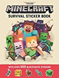 Minecraft Survival Sticker Book: An Official Minecraft Book From Mojang (Paperback)