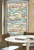 """Artscape Sichtschutzfolie/Fensterfolie """"Terrazzo"""", 24 x 36cm"""