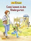 Conni kommt in den Kindergarten (Neuausgabe) (Conni-Bilderbücher)