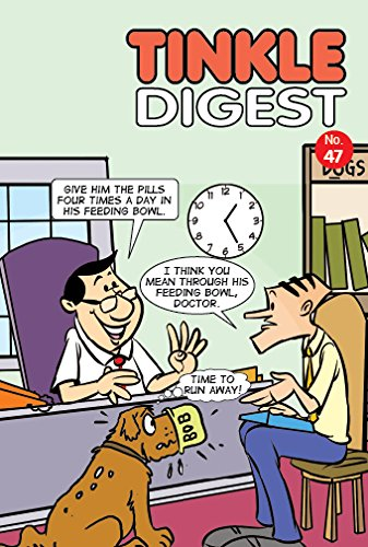 Tinkle Digest  47 (English Edition)