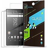 2 Pack Sony Xperia Z5 Premium Protector de Pantalla (Para No Z5),Didisky® [Toque Suave] Cristal Templado [Fácil de limpiar ] Garantía de por vida