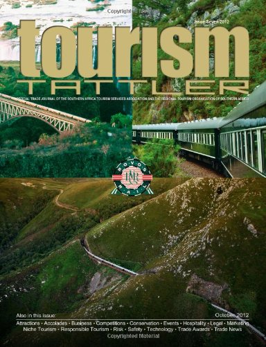 Tourism Tattler October 2012: Volume 7