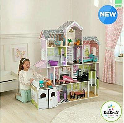 Kidkraft gran casa de muñecas
