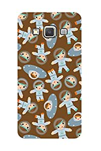 ZAPCASE Printed Back Case for SAMSUNG GALAXY A3