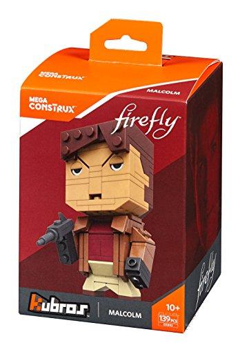 (Mega Construx DXB92 - Collectors Kubros Malcom Firefly, Spielzeug)