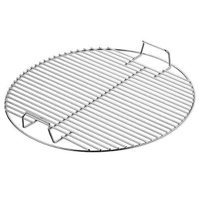 WEBER Grillrost für BBQ, Ø37cm bis Ø57cm, Durchmesser:57 cm