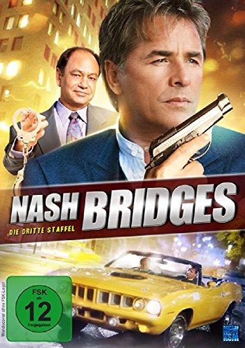 Nash Bridges - Die dritte Staffel [6 DVDs]