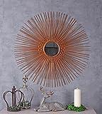 Spiegel Sonne Goldspiegel Barockspiegel Wandspiegel Sonnenspiegel Kupfer Palazzo Exklusiv